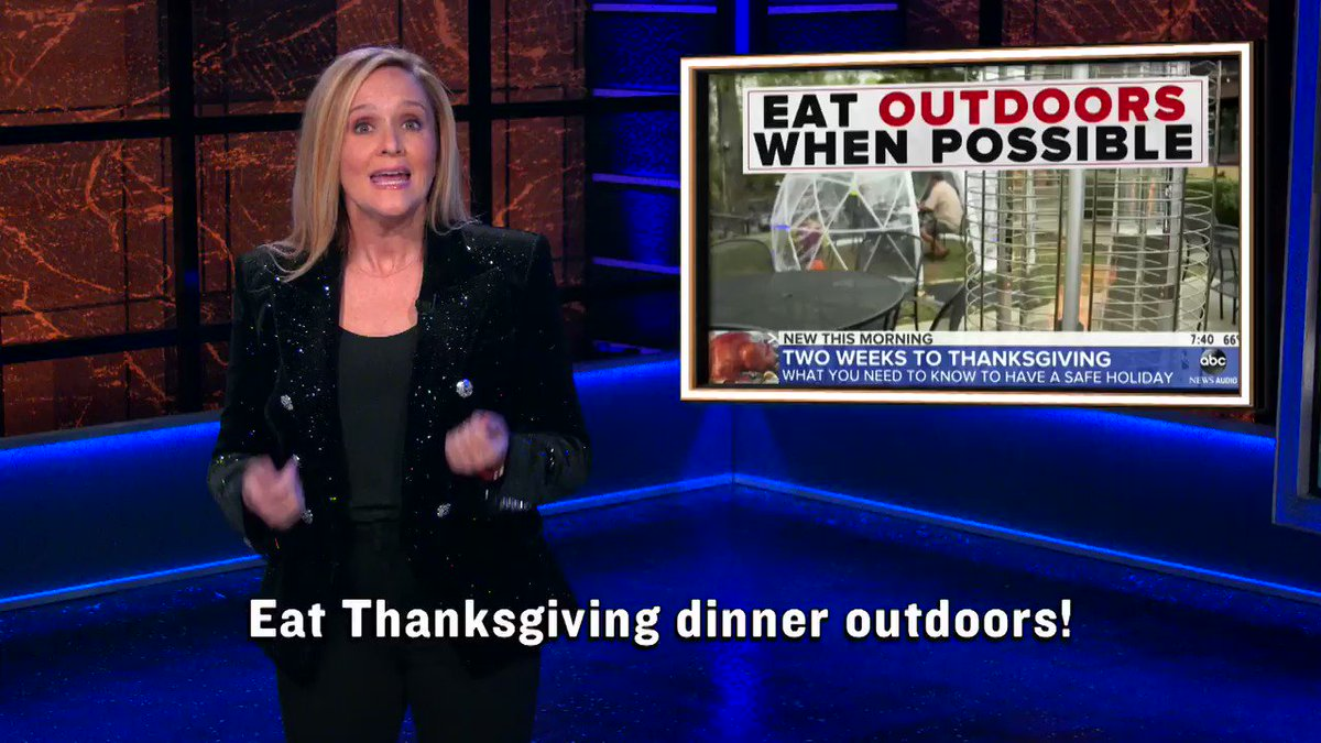 The CDC recommends avoiding Uncle Daryl this Thanksgiving... and for the foreseeable future.