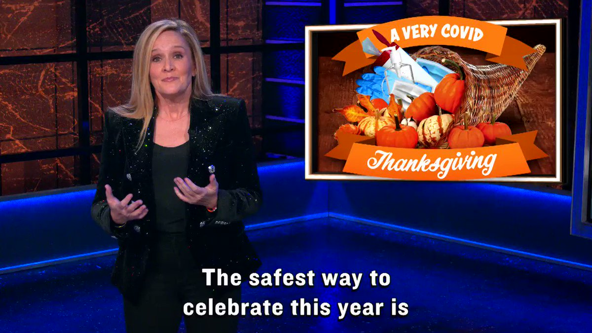 We're grateful for some weird things this year (lookin' at you @stevekornacki).