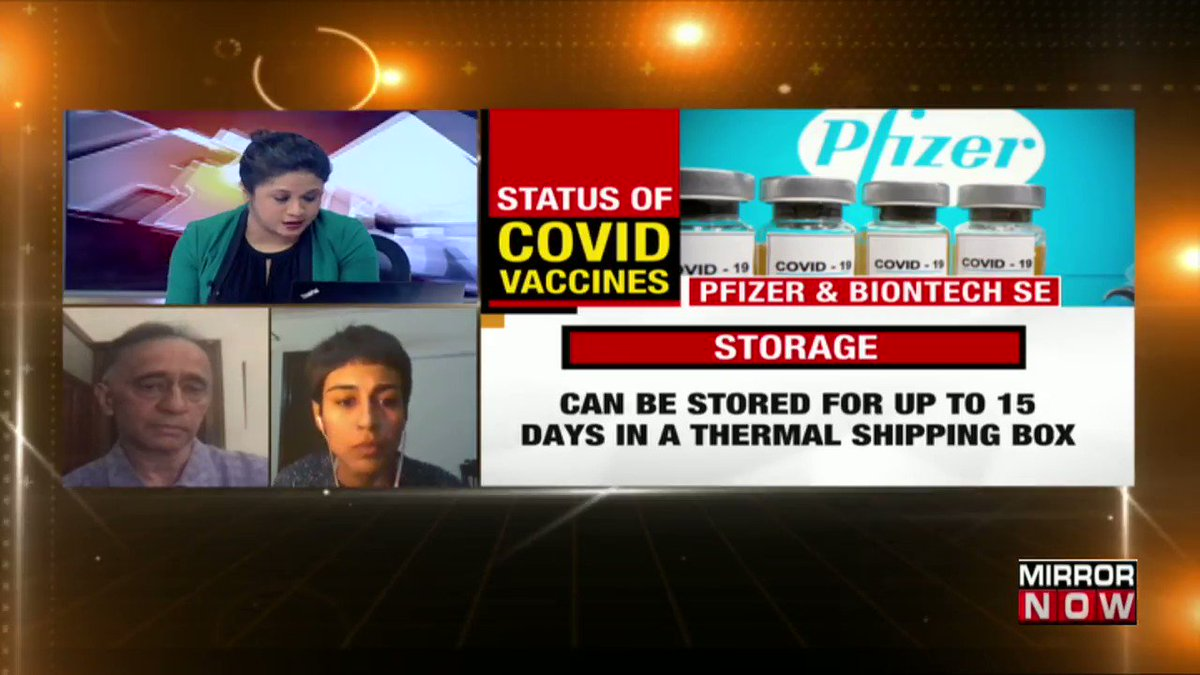 #COVIDvaccine: The numbers have to be treated with caution. We only have this headline data but we should make decisions based on full data. We should pressure companies/regulators to come out with full data: Anoo Bhuyan (@AnooBhu), Special Correspondent, India Spend @tanvishukla