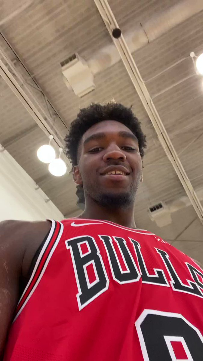 A message from Pat to #BullsNation