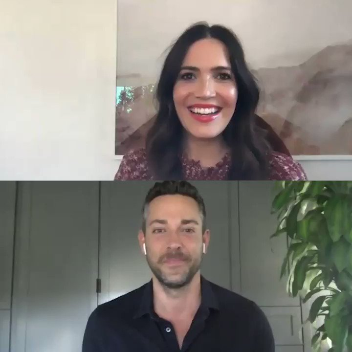 Best. Day. Ever! @TheMandyMoore and @ZacharyLevi have a special message for all the Tangled fans for the film's 10th anniversary today! #Tangled10