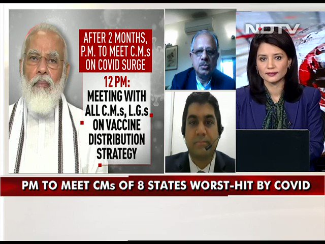 """""""Delhi is just exploding, it has gone out of control! We have to handle it on a war footing...,"""" Dr Yatin Mehta, Medanta Institute  Watch LIVE on NDTV 24x7 or  