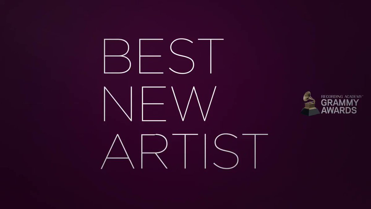 And the Best New Artist nominees for the 63rd #GRAMMYs are.... @IngridAndress, @phoebe_bridgers, Chika (@oranicuhh), @noahcyrus, @DSmoke7, @DojaCat, @KAYTRANADA, and Megan @theestallion:
