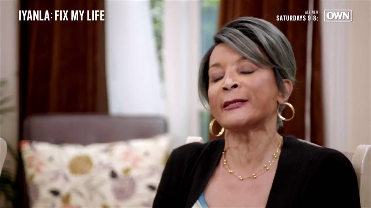 Three generations of issues-- can @iyanlavanzant help them fix their relationships? Find out on #FixMyLife, Saturday at 9|8c. https://t.co/kr3X1gEmz2