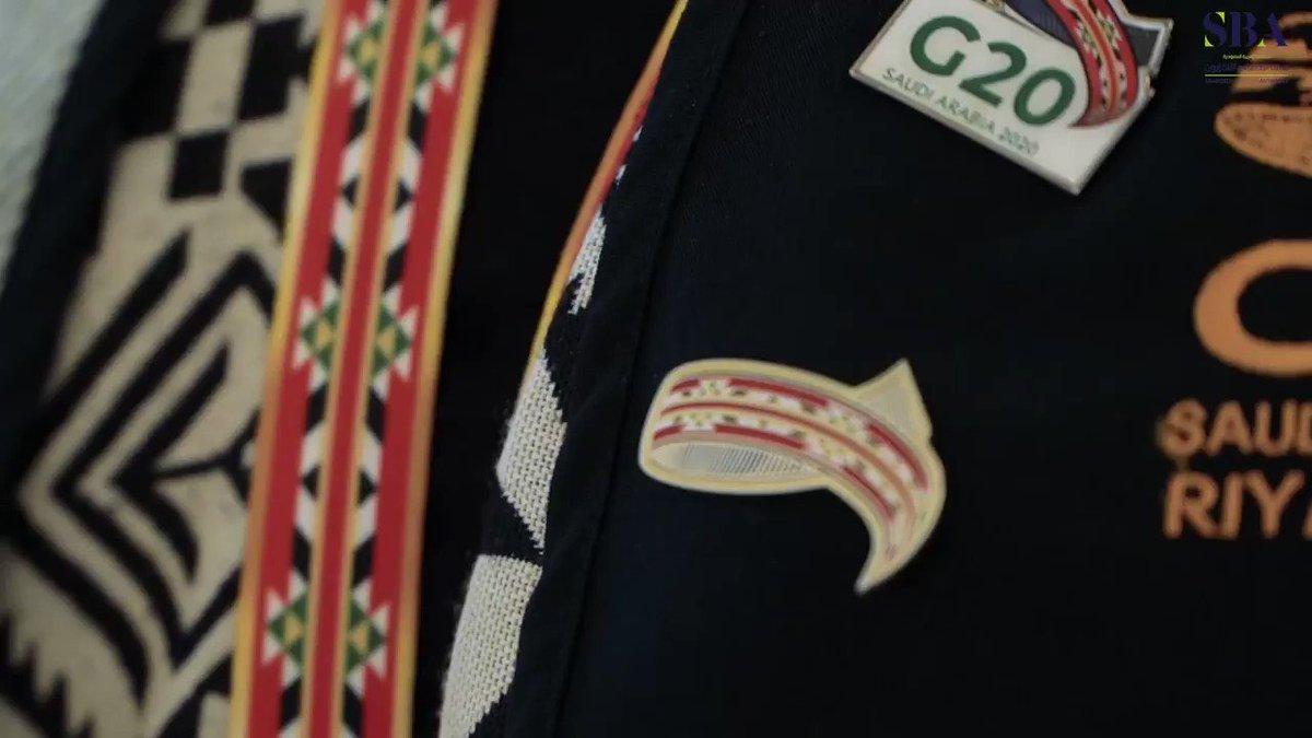 الهمة والعطاء والفخر تمثلت في بنات وشباب الوطن من خلال #قمة_الرياض_لمجموعة_العشرين.  #مجموعة_العشرين_في_السعودية #G20SaudiArabia