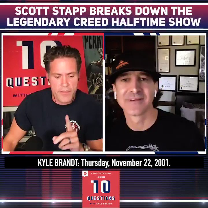 If you haven't already, check out my hang w/ @KyleBrandt @ringer on 10 Questions. Good times...Good guy.