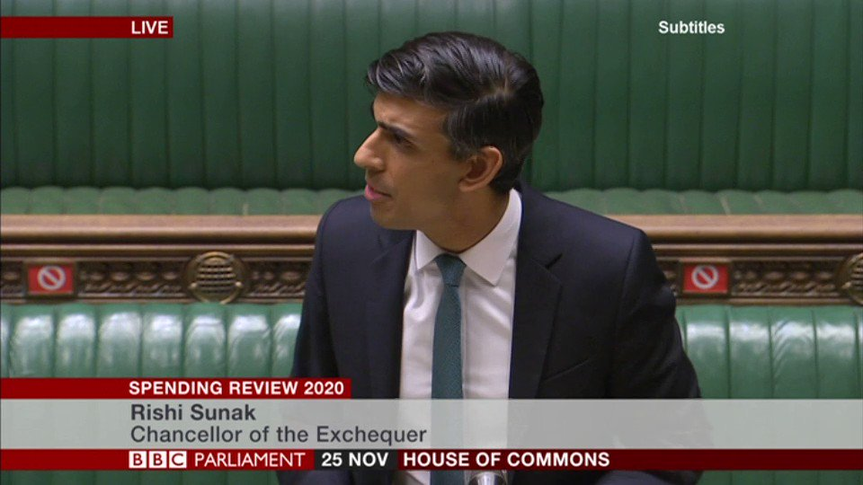 "UK aid spending target will go down to 0.5% of GDP, during time of ""unprecedented crisis""  Sticking to spending 0.7% of national income on overseas aid is ""difficult to justify to the British people"", says Rishi Sunak"