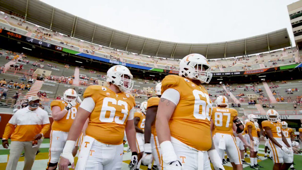 The Mays Brothers  It's a Tennessee family kind of thing 🤞  @cade_mays + @CooperMays  #PoweredByTheT https://t.co/YfO0qEtQXX