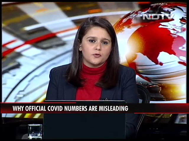 Watch | India has not reported 3.4 million #COVID19 cases  Read here: