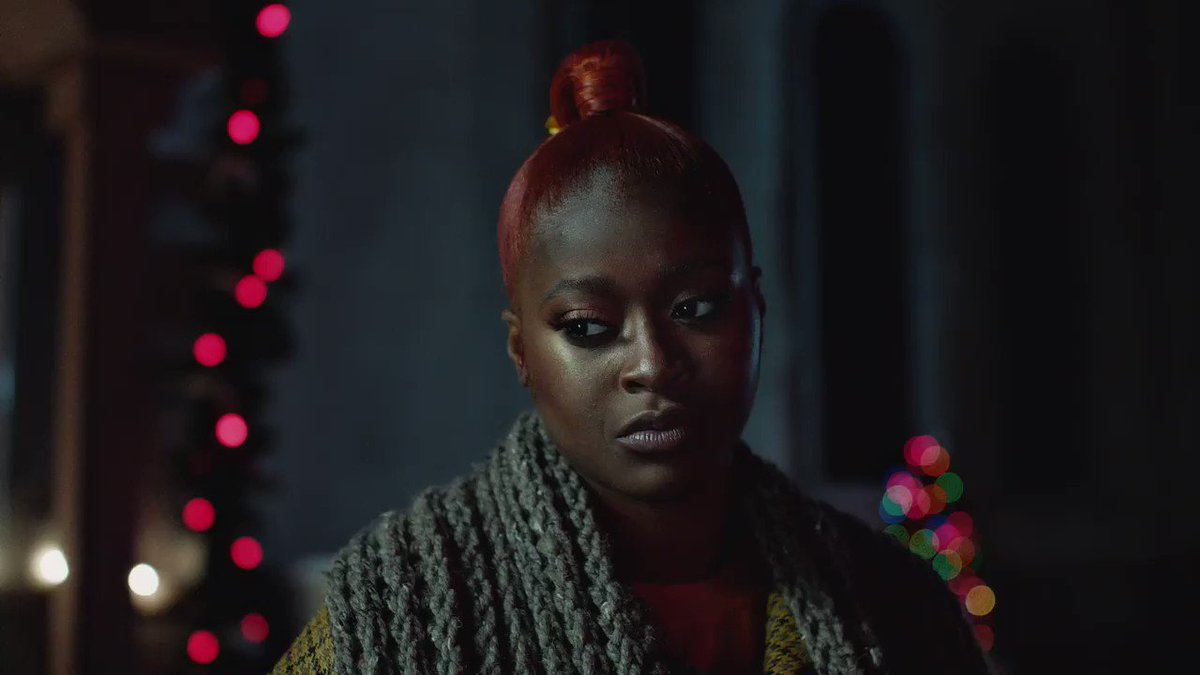 """""""The magic of mini"""" is out now! Happy holidays from @TierraWhack, @CALMATIC, and Apple."""