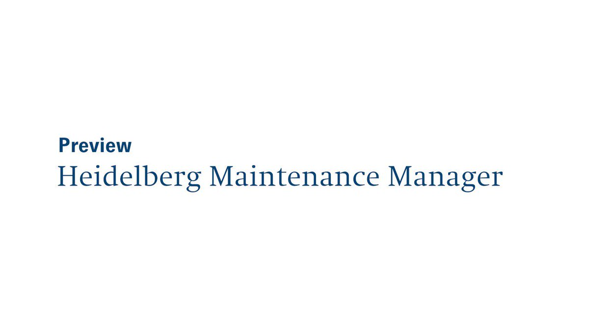 Image for the Tweet beginning: NEW mobile app: Maintenance Manager.