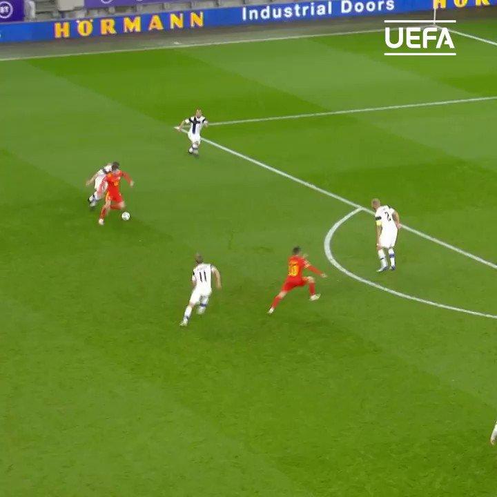 Gareth Bale's assist 🤩 Harry Wilson's finish 😎  #NationsLeague | @Cymru