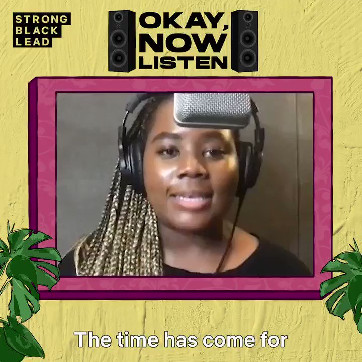 This week on #OkayNowListen @scottiebeam and @sylviaobell host a Friendsgiving and share their unpopular Thanksgiving opinions. Warning: Scottie's might set y'all off!  🎧: