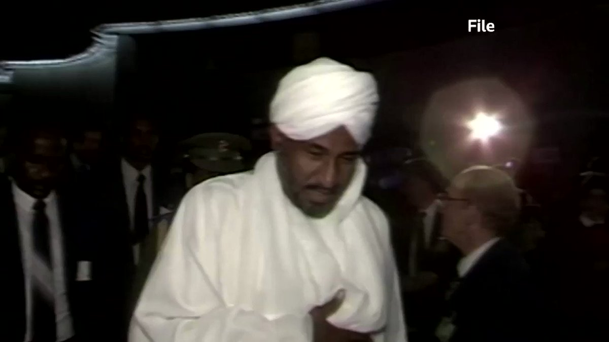 Image for the Tweet beginning: Sudan's last democratically elected prime