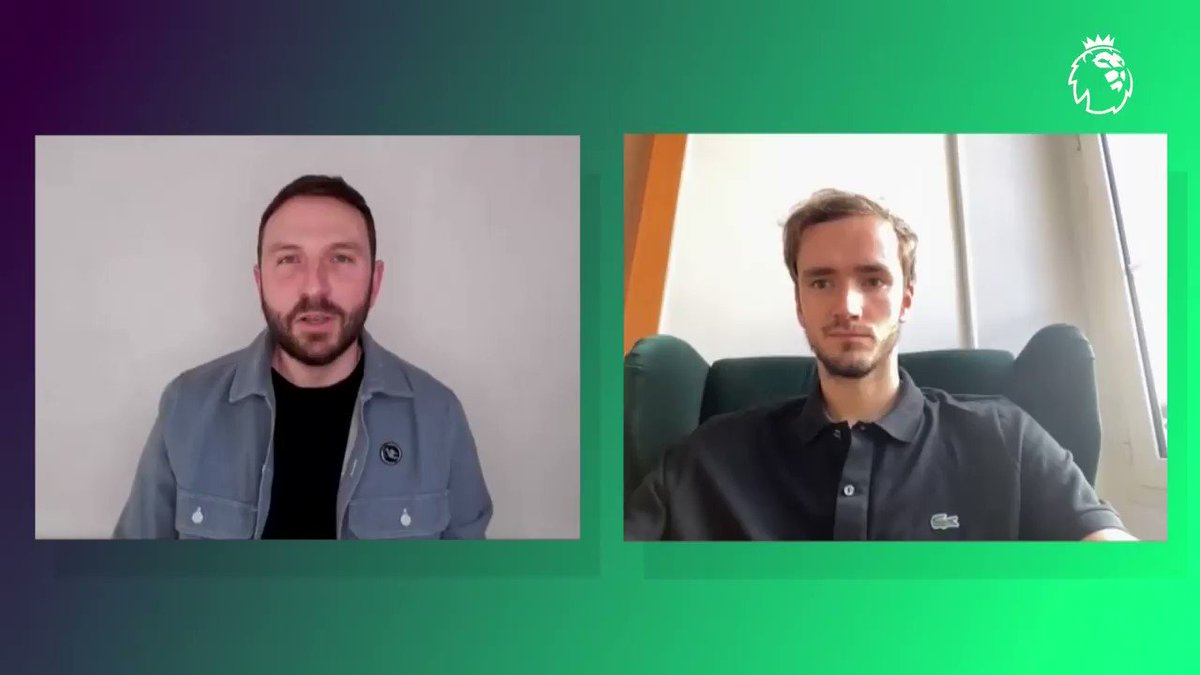 The 2020 ATP Finals winner - and a future #FPL champion?!  @DaniilMedwed took to the #FPLShow to talk all things Fantasy Premier League 🙌 https://t.co/dINFPO2ISc
