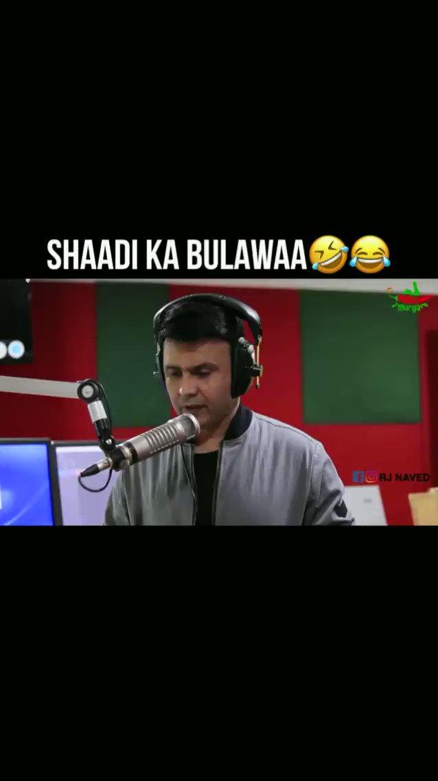 How far will you go for shaadi ka khana? 😂😂   Tell us in the comments below!   @MirchiRJNaved    #MirchiRJs #shaadiseason #weddingseason #mirchimurga #Murga #shaadi #RJNaved #funny #funnyvideos #memes #entertainment #friday #fridaynight #fridayvibes #laughter