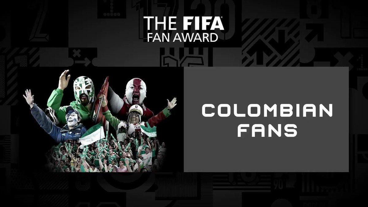 Grandes donaciones, largos peregrinajes, unión en la rivalidad…   ¿Quién merece ganar el Premio a la Afición de la FIFA?   🗳 VOTA YA 👉   #TheBest #FIFAFootballAwards