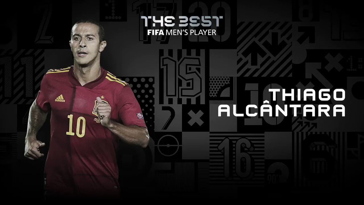 ¿ 𝗤𝘂𝗶𝗲́𝗻 𝘀𝗲𝗿𝗮́ #𝗧𝗵𝗲𝗕𝗲𝘀𝘁 ? 🏆😍  🗳️ 𝕍𝕆𝕋𝔸 𝕐𝔸 por tu favorito:   #FIFAFootballAwards
