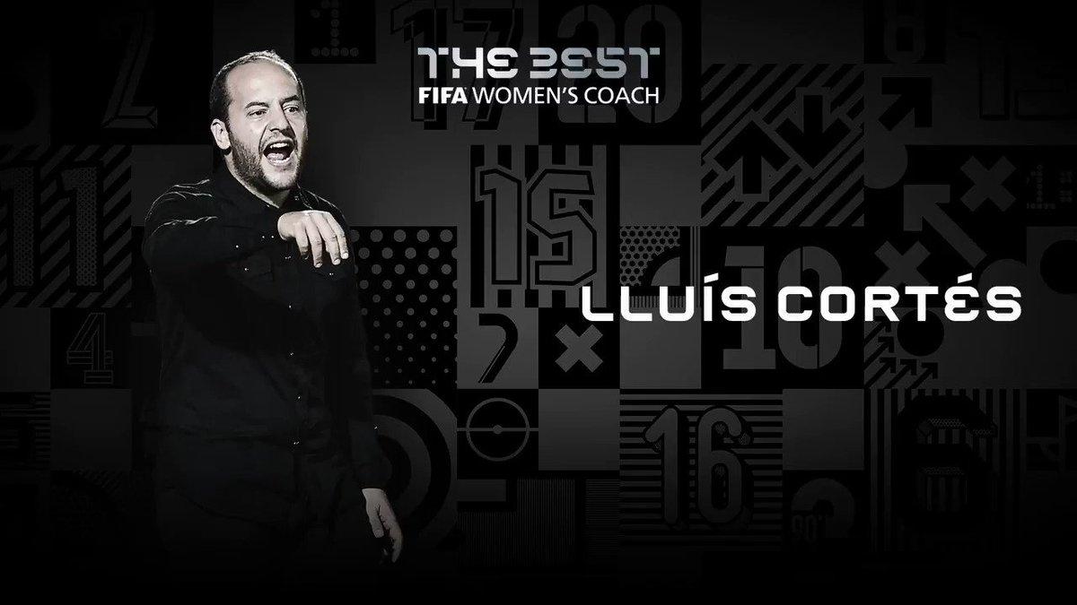 🇪🇸 @Llcortes14 🇮🇹 @ritaguari 🏴 @emmahayes1 🇩🇪 𝐒. 𝐋𝐞𝐫𝐜𝐡 🇳🇴 𝐇. 𝐑𝐢𝐢𝐬𝐞 🇫🇷 𝐉. 𝐋. 𝐕𝐚𝐬𝐬𝐞𝐮𝐫 🇳🇱 @wiegman_s   ¿Quién se llevará el #TheBest a Entrenador de #futfem de la FIFA? 🤔🏆  🗳️ 𝕍𝕆𝕋𝔸 𝕐𝔸 por tu favorito:   #FIFAFootballAwards