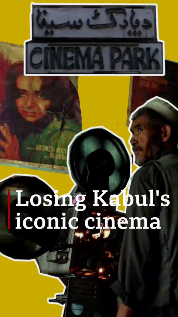 Replying to @BBCWorld: Tears over demolition of Kabul's iconic cinema  (via @BBCMonitoring)