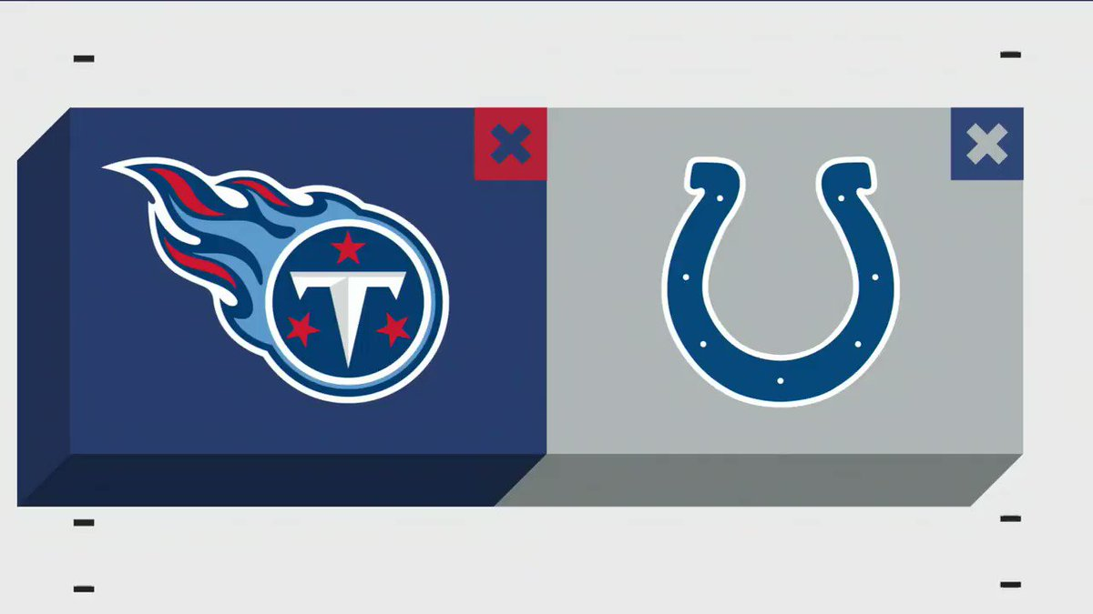 Titans 🆚 Colts for the 2nd time in 3 weeks 🙌   Who's the player to watch in this AFC South battle?