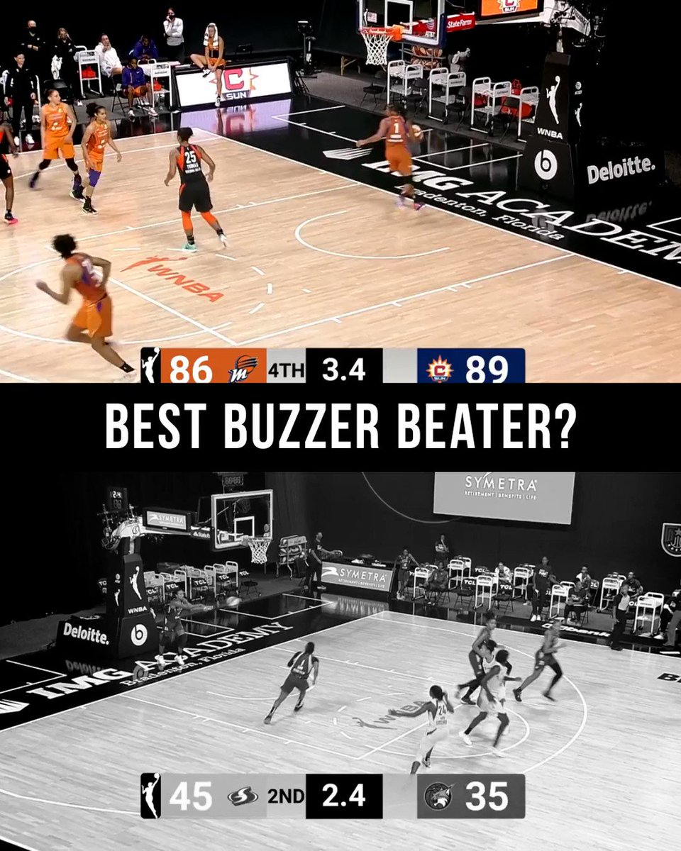 Two fire buzzer beaters 🔥  Which one was better to you? 👀