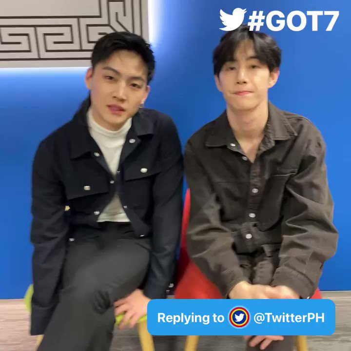 @GOT7Official Q: #AskGOT7 Hi from Philippines 🇵🇭 How does it feel to finally make a self-produced full length album? - @TwitterPH  A: