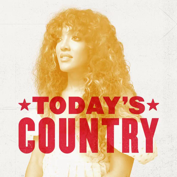 """Replying to @AppleMusic: """"I hope they feel warm. I hope they feel loved. I hope they feel the spirit"""".  @MickeyGuyton shares a special version of #OHolyNight for her fans.  Listen on #TodaysCountry:"""