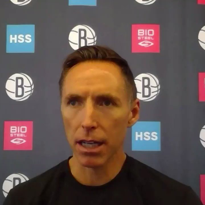 .@SteveNash on how his playing experience will help him lead, while still having a lot to learn as a coach.  The 2020-21 NBA season tips off December 22nd #KiaTipOff20