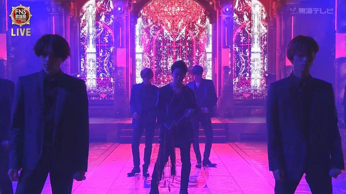 FNSジャニーズスペシャルコラボ企画♪ Keep the faith / KAT-TUN × SixTONES  ①