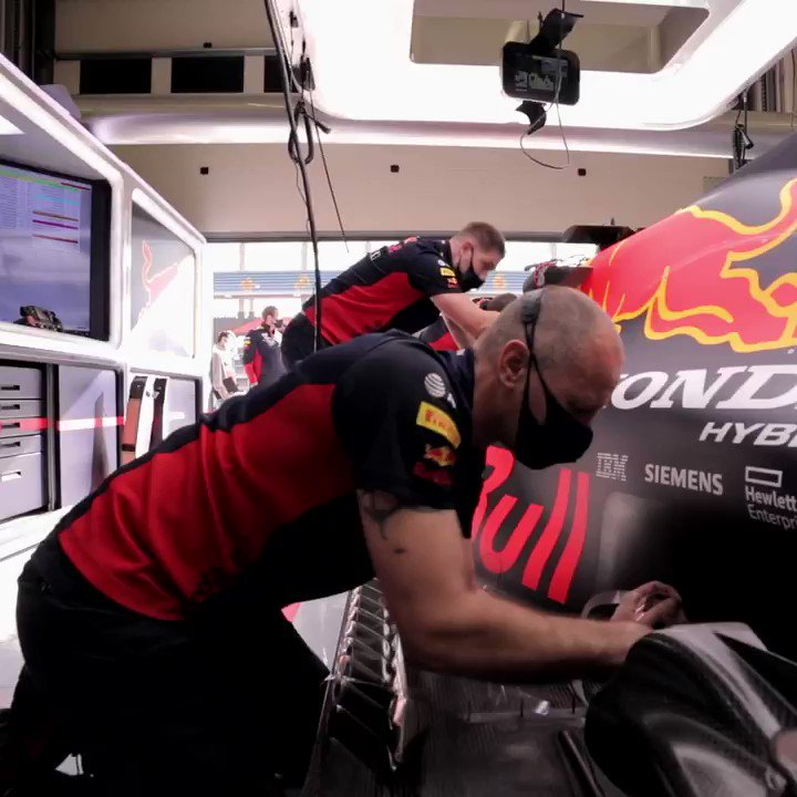 Go Behind The Charge with the Team and meet some of the key personnel in the garage! 👀 Watch the full film 🎥👉https://t.co/ypb9WOAIQx