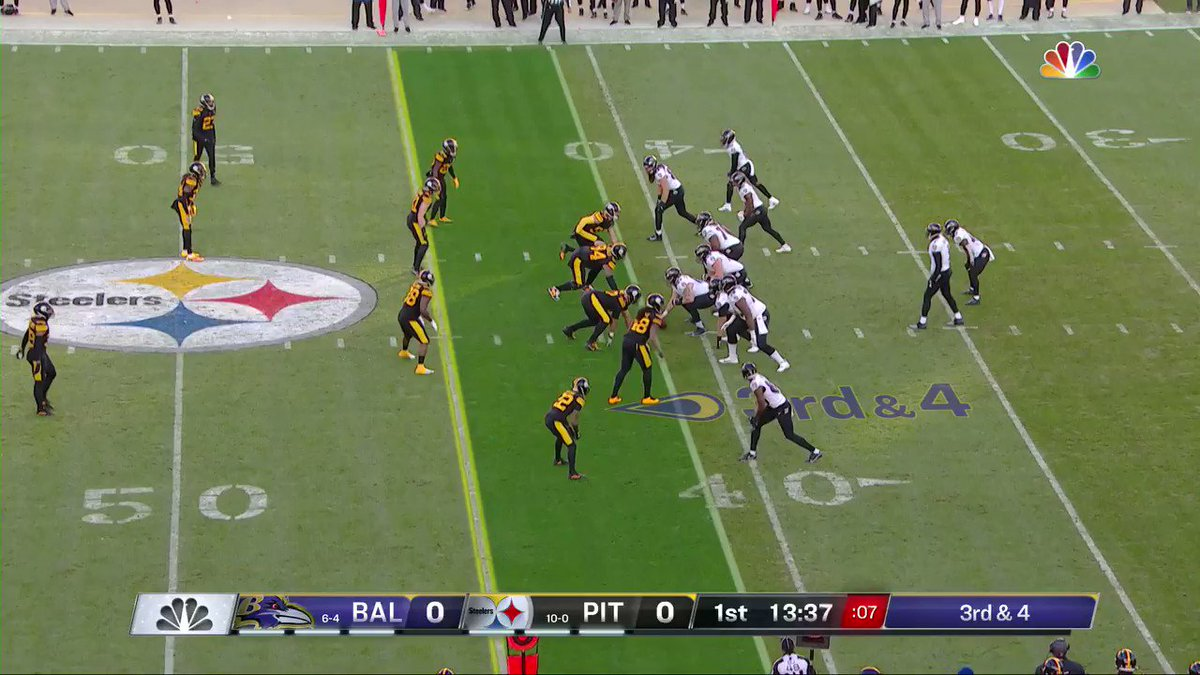 Remember this stick by @Nelson_Island last season? #Steelers