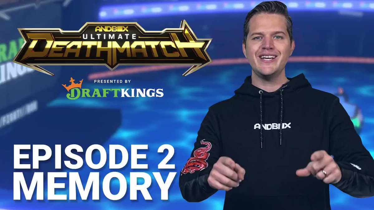 Will you be the lucky viewer who scores a brand new MSI #Geforce3080?  Episode 2 of the the Ultimate Death Match presented by @draftkings is upon us. Which esports legend has what it takes to win your classic Memory Game?   Find out here: ➡️  ⬅️