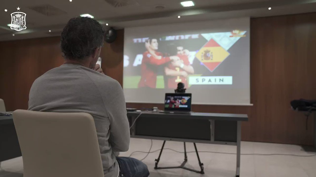 📺 ¿Quieres saber cómo ha vivido @LUISENRIQUE21 el sorteo de la UEFA #NationsLeague?  🇮🇹 ¿Y por qué le ha hecho especial ilusión que Italia sea nuestro rival?  😜 Pues ya sabes, ponte el vídeo y sal de dudas.  #SomosEspaña  #SomosFederación