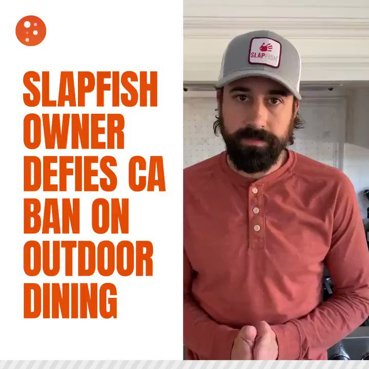 Image for the Tweet beginning: MUST WATCH from @ChefGruel—restaurant owners