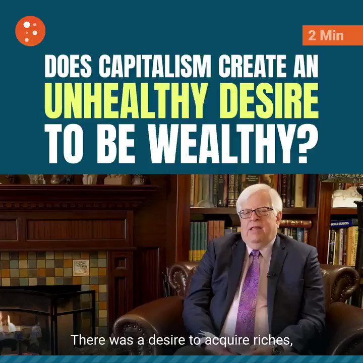 Image for the Tweet beginning: Capitalism did not create a