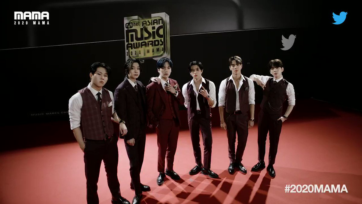 Replying to @MnetMAMA: [#2020MAMA_Stanbot] Say hello to #monstax @OfficialMonstaX  #2020MAMA X #Twitter #Stanbot #Mnet