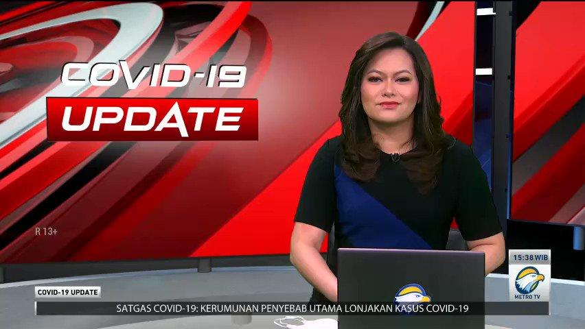 Presiden Joko Widodo menyebut meski 1,2 juta dosis vaksin Sinovac telah tiba di Tanah Air, masyarakat harus tetap mematuhi protokol kesehatan. #COVID19UpdateMetroTV #IndonesiaMelawanCovid19