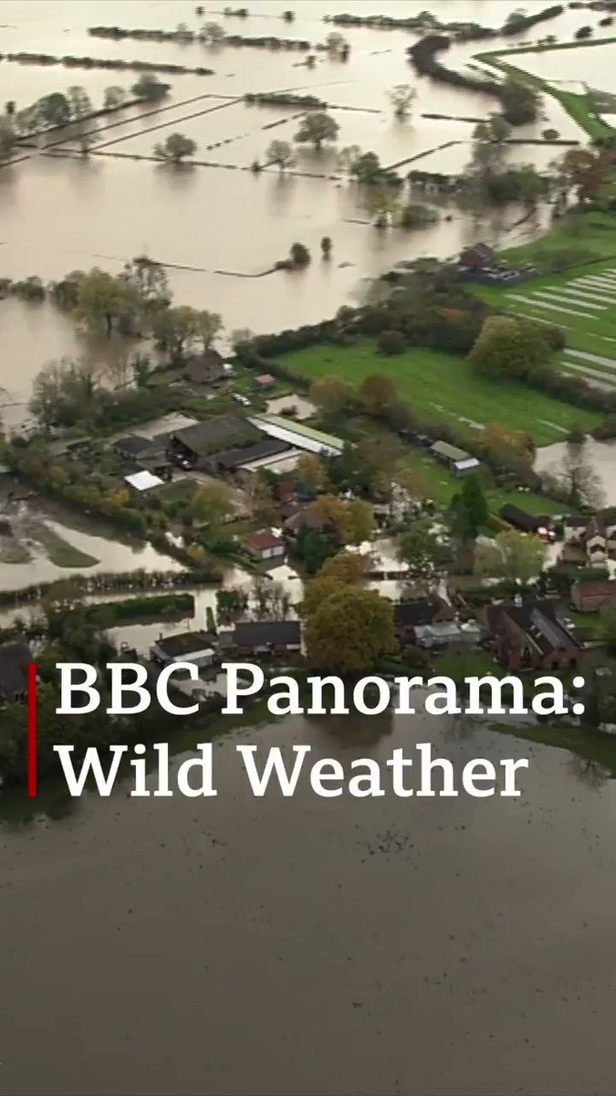 📺 Wild weather: How could #climate change affect heavy rain in the UK? 🌧 The Wingfields home in South #Yorkshire has only just recovered after #floods in 2019. The BBC's Chief Environment correspondent Justin Rowlatt investigates. Read more here ➡ bbc.co.uk/news/uk-551796…