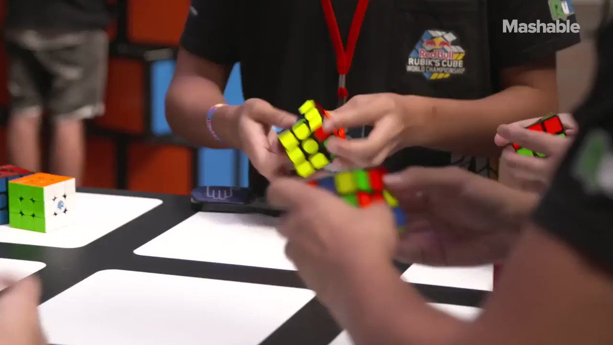 Rubik's Cube inventor Erno Rubik breaks down the math behind the iconic toy