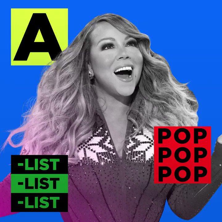 #AppleMusic This collab. 😭🎁🎄  Listen to MariahCarey x ArianaGrande x IAMJHUD's #OhSanta from Apple TV+'s #MariahsMagicalChristmas on #AListPop: