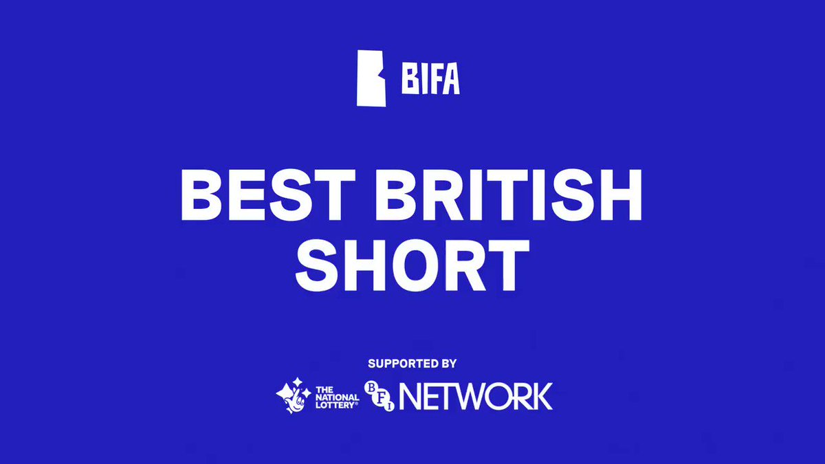 Congratulations to the #BIFA2020 Best British Short Film nominees, supported by @BFINetwork: Filipiñana, Mandem, The Forgotten C, Sudden Light and The Long Goodbye.
