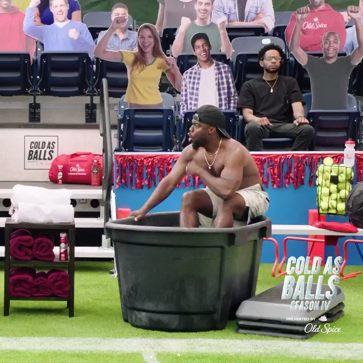I would watch @Jemelehill + @KevinHart4real broadcast sports any day of the week! New episode of #ColdasBallsS4 now! #PoweredbyOldSpice  Head to YT now to watch full episode -