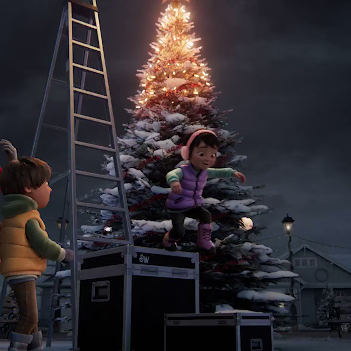 Follow Sam in her new adventure to spark hope. Watch our full holiday film here: