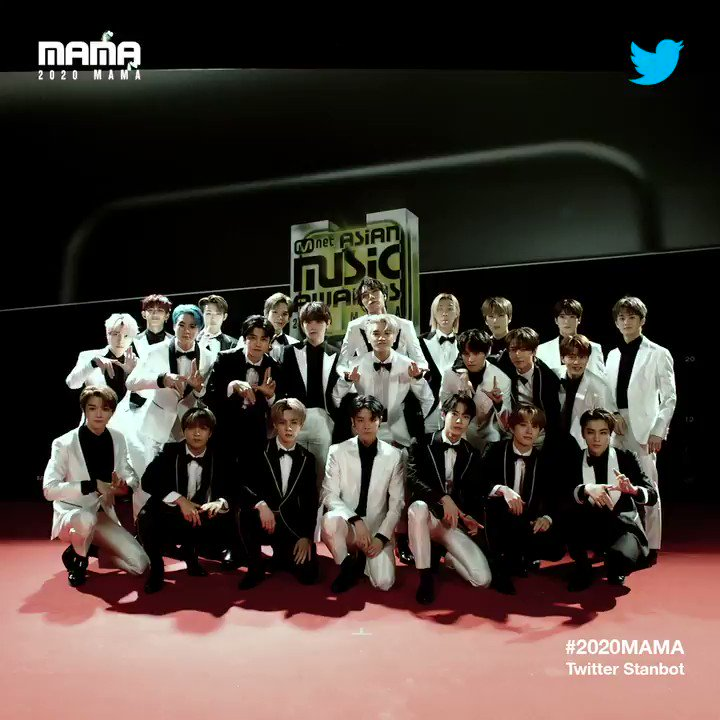 [#2020MAMA_Stanbot] Check #2020MAMA #Twitter #Stanbot Closer Look of #NCT @NCTsmtown !