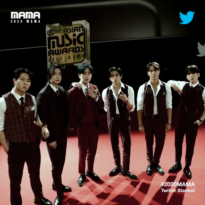 [#2020MAMA_Stanbot] Check #2020MAMA #Twitter #Stanbot Closer Look of #MONSTAX #MONSTA_X @OfficialMonstaX !