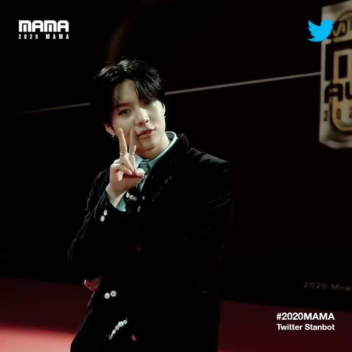 [#2020MAMA_Stanbot] Check #2020MAMA #Twitter #Stanbot Closer Look of #TAEMIN @SHINee !