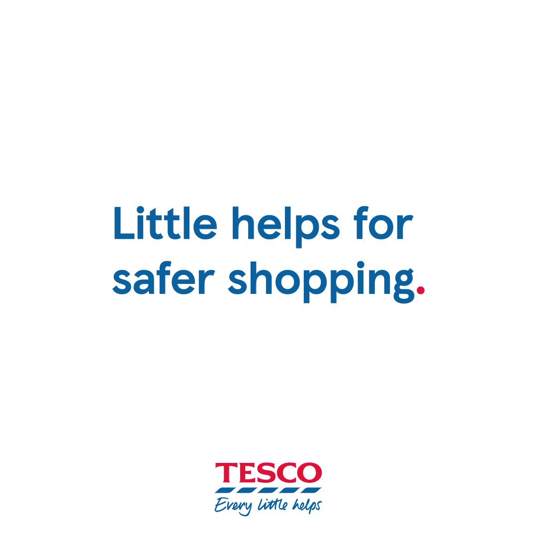 Here are some little helps for safer shopping during the Christmas period. To find your nearest stores opening time, visit  #EveryLittleHelps.