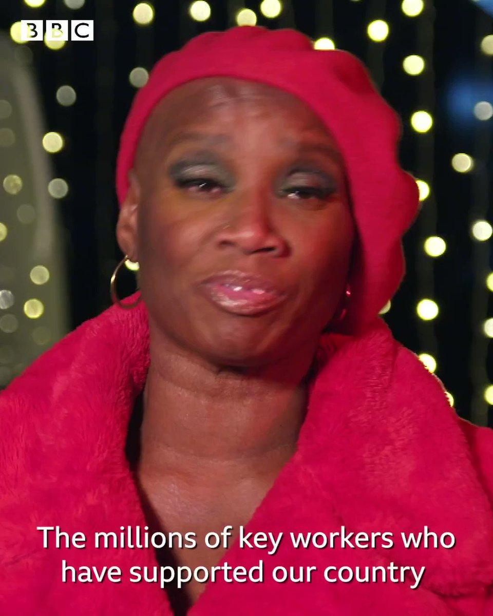 Thank you key workers, we love you! ❤️ #GreatBritishChristmasMenu @andisn16