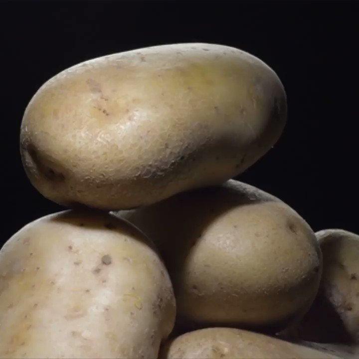 Yummy facts about potatoes 🥔 https://t.co/06za2iDRtu